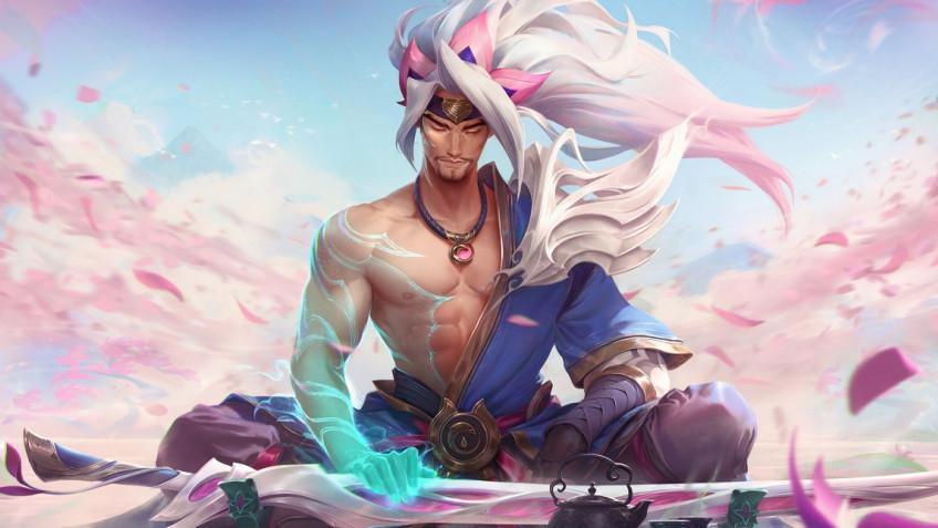 Герой League of Legends Ёнэ умеет покидать собственное тело