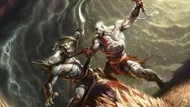 Кратос примет участие в «Смертельной битве»