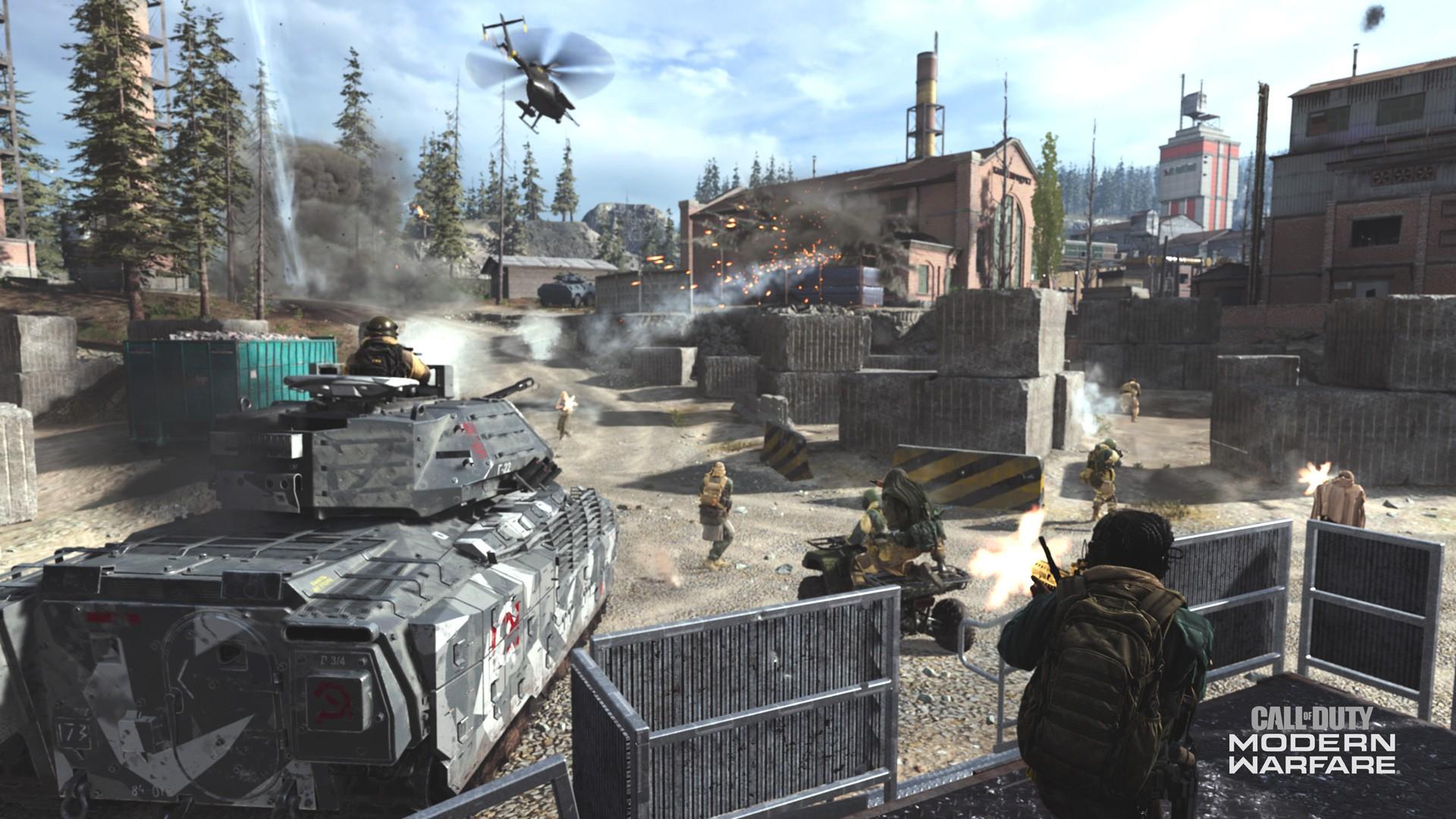 В бете Call of Duty: Modern Warfare нашли упоминание о королевской битве