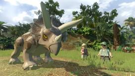 В игре Lego Jurassic World можно будет управлять динозавром