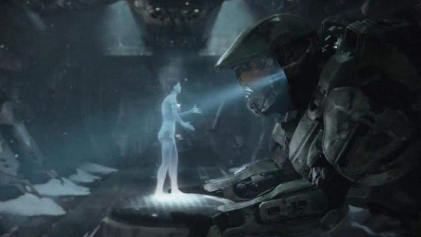Halo4 возвращается к истокам