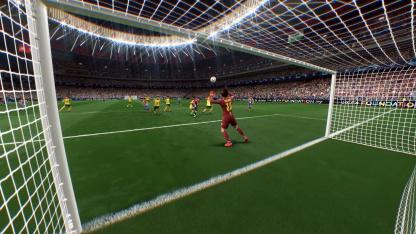 EA показала игровой процесс FIFA 22