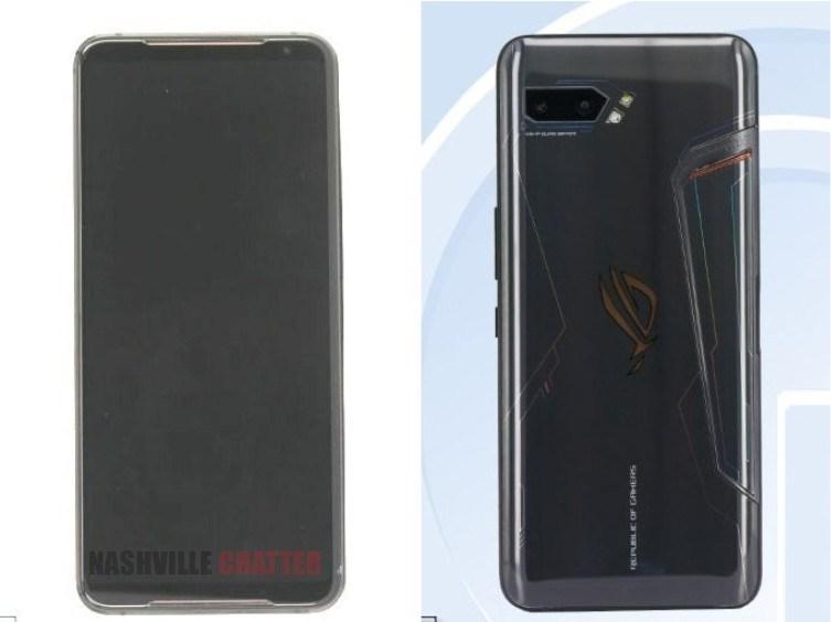 Игровой смартфон Asus ROG Phone 2 впервый раз показали на«живых» фото