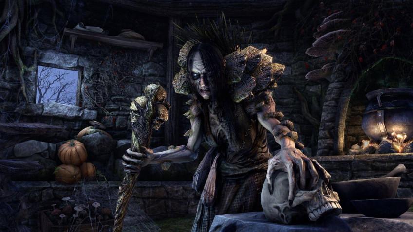 Авторы The Elder Scrolls Online поделились подробностями события «Праздник ведьм»