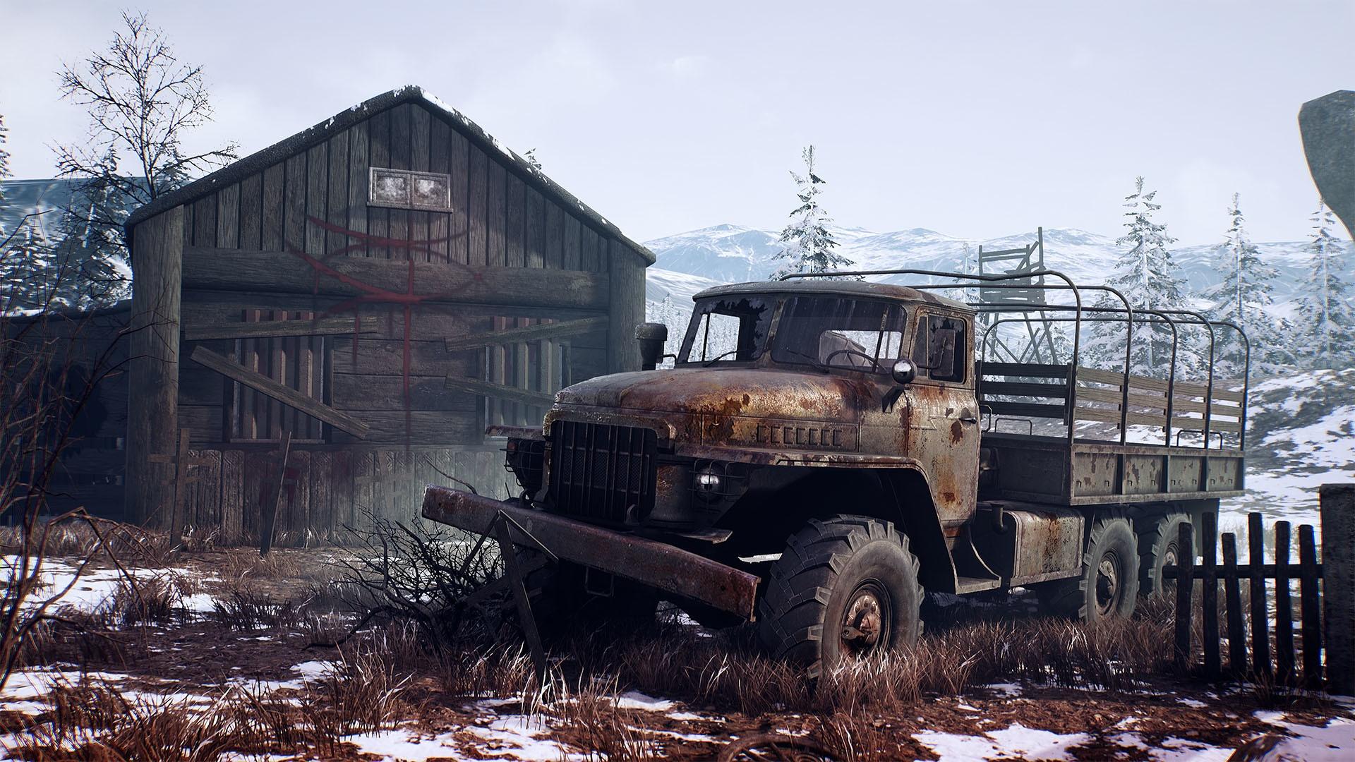 Зомби в России: авторы Treasure Hunter Simulator работают над FrostFall