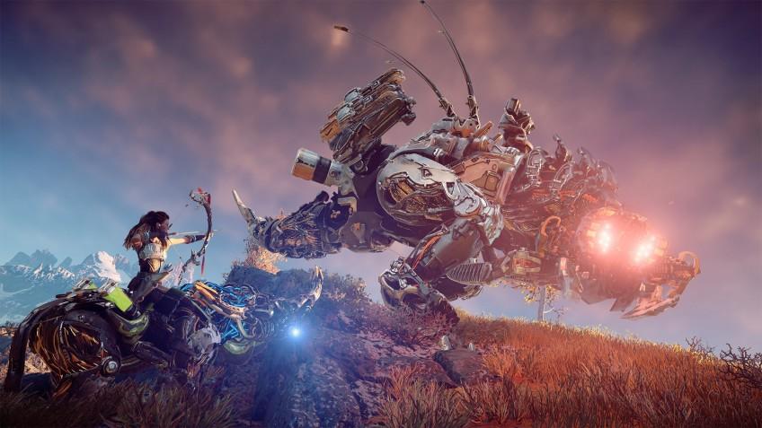 Kotaku: Horizon Zero Dawn действительно выйдет на PC