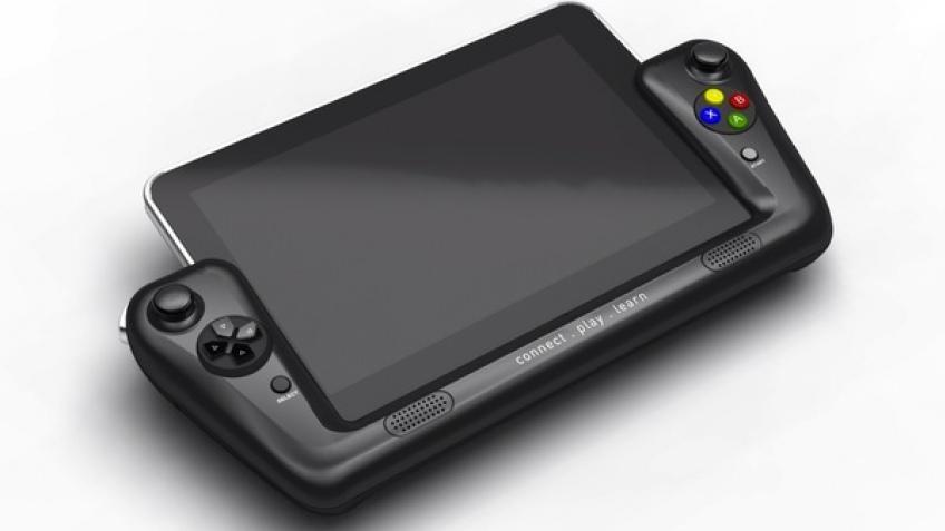 CES 2012: еще один игровой планшет