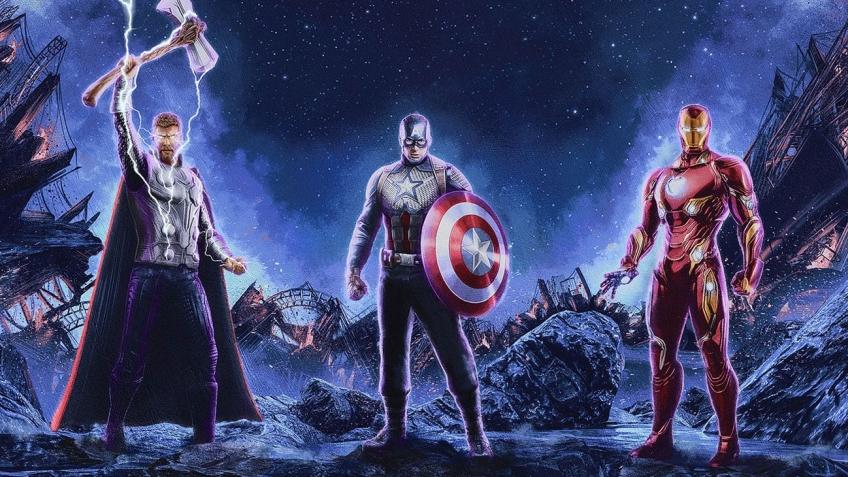 Ещё один рекорд «Мстителей: Финал» в России: сборы в миллиард рублей за2,5 дня