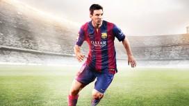 Месси снова появился на обложке FIFA
