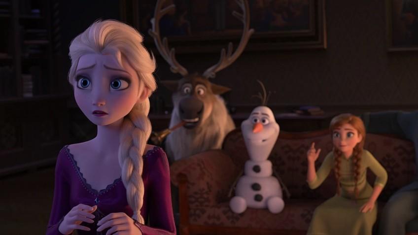 Сиквел «Холодного сердца» обошёл оригинал по сборам в домашнем прокате