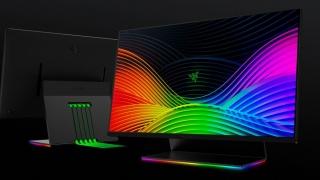 Razer вывела на рынок игровой монитор Raptor27