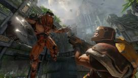 В новом трейлере Quake Champions представили «русского» чемпиона Visor