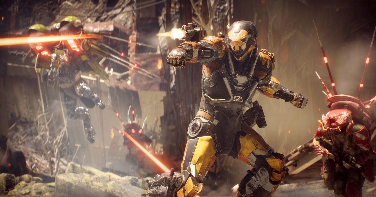 BioWare поведала об изменениях систем экипировки в Anthem2.0