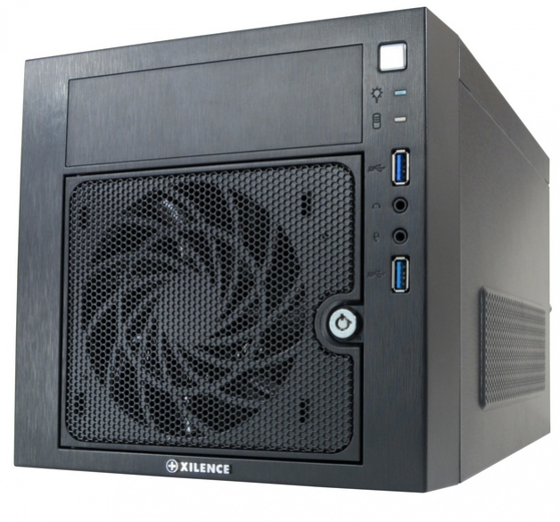 Аккуратный корпус Xilence для игрового компьютера