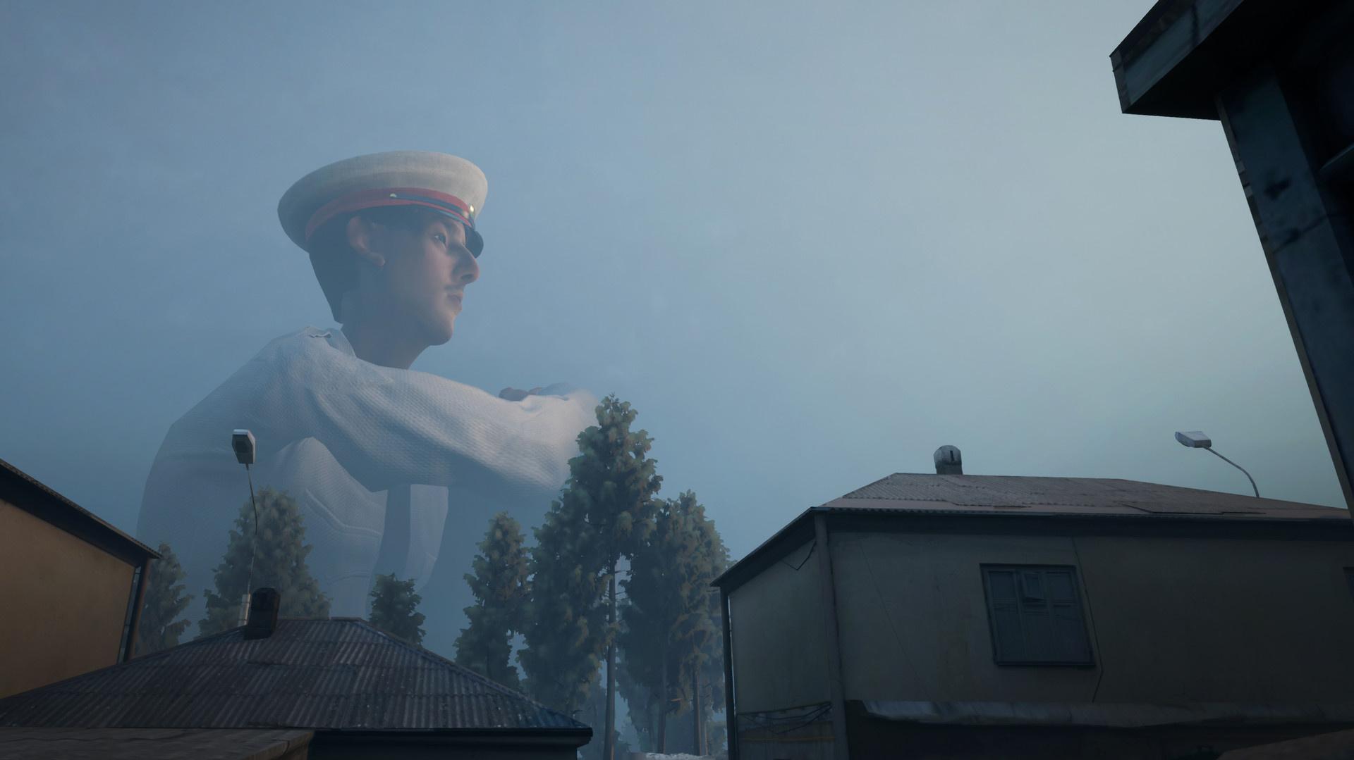 Всевидящий Дядя Стёпа в геймплейном трейлере Militsioner