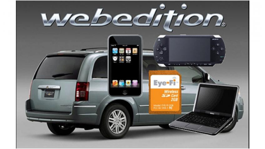 Chrysler готовит комплектацию Web Edition