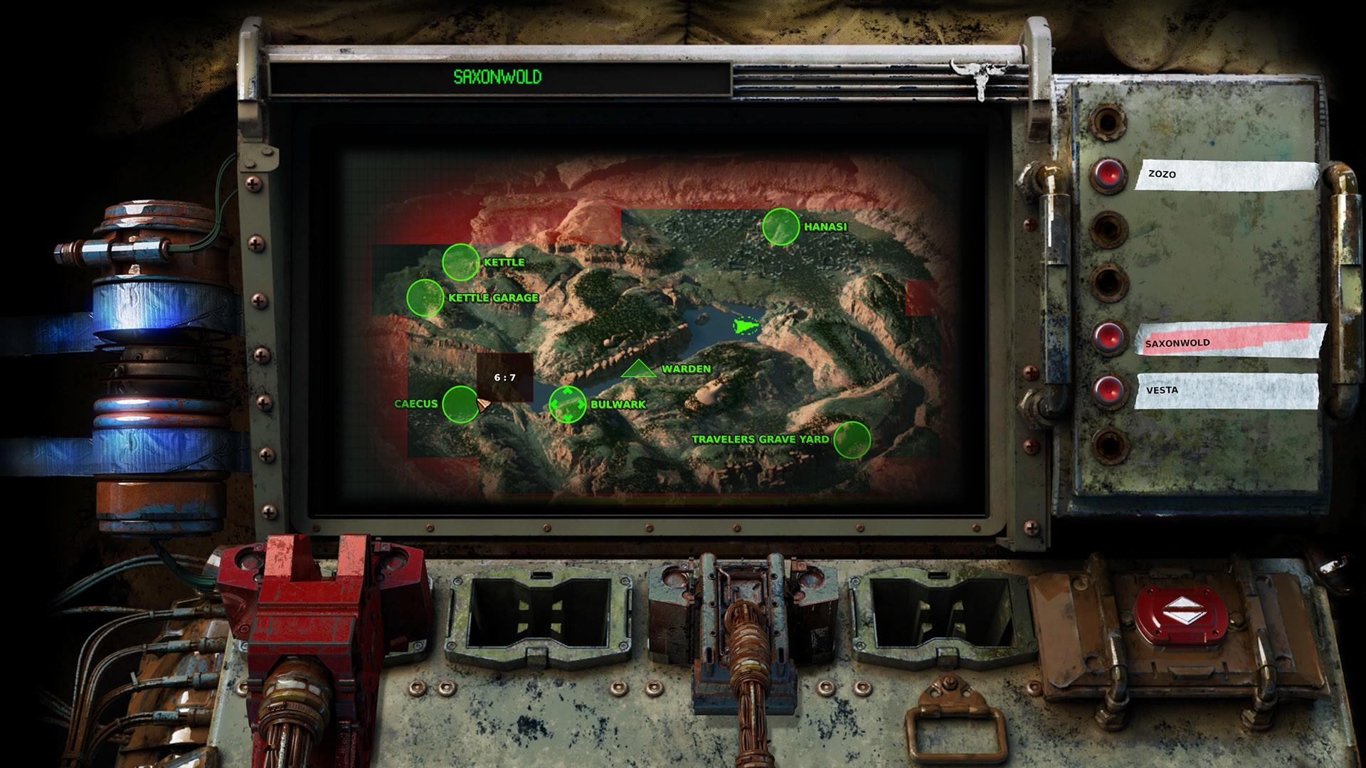 Авторы Beautiful Desolation напомнили об игре новым трейлером