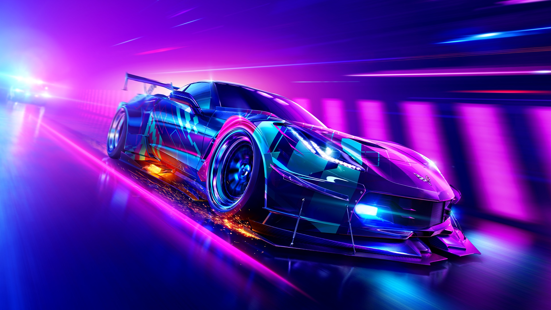 Need for Speed Heat ушла на золото, а на Xbox One стартовала предзагрузка