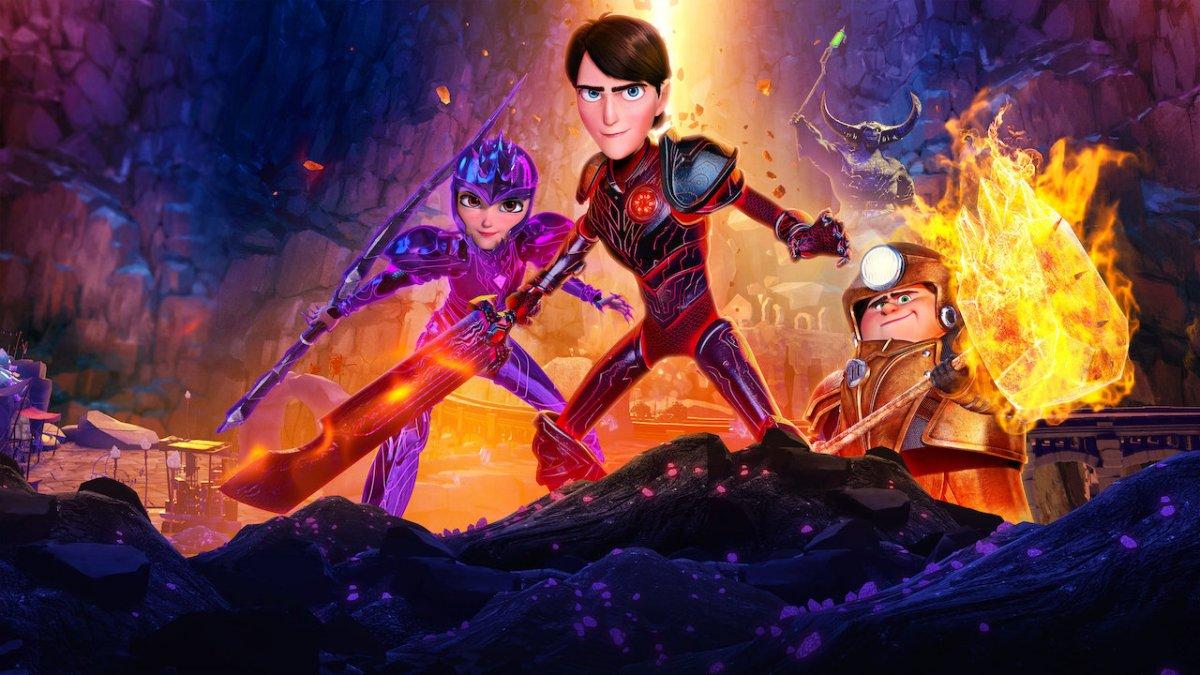 Историю «Охотников на троллей» завершит полнометражный мультфильм