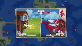 В новом трейлере Wargroove показали карты и сражения