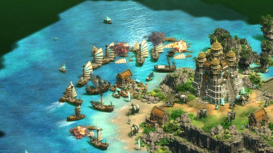 В Age of Empires 2: Definitive Edition у искусственного интеллекта отнимут чит-коды