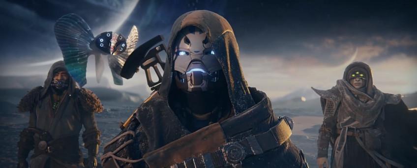 Bungie представила план развития Destiny2 на ближайшие три года