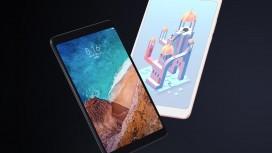 Xiaomi выпустила планшет Mi Pad 4 с Face Unlock