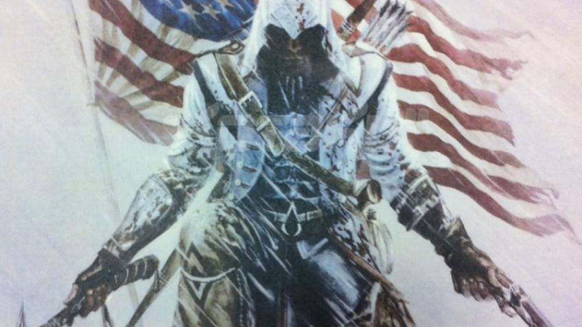Assassin's Creed3 анонсируют в понедельник