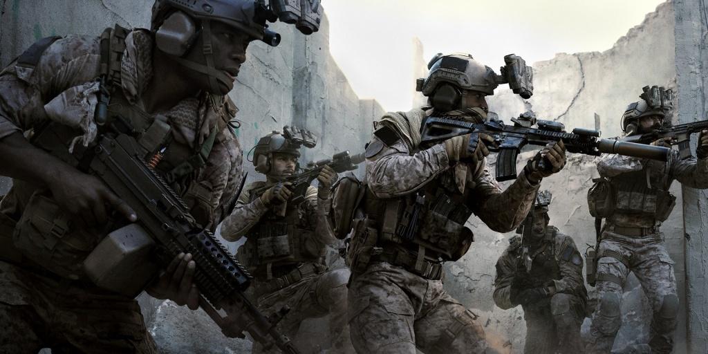 Утечка: первые детали королевской битвы Call of Duty: Modern Warfare
