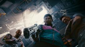 Вчерашний патч для Cyberpunk 2077 заметно улучшил версии игры для консолей
