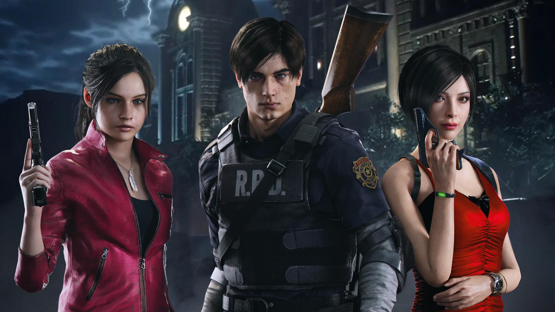 Фильм Resident Evil: Welcome to Raccoon City переехал на ноябрь