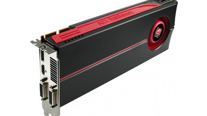 Первая разогнанная Radeon HD 5870