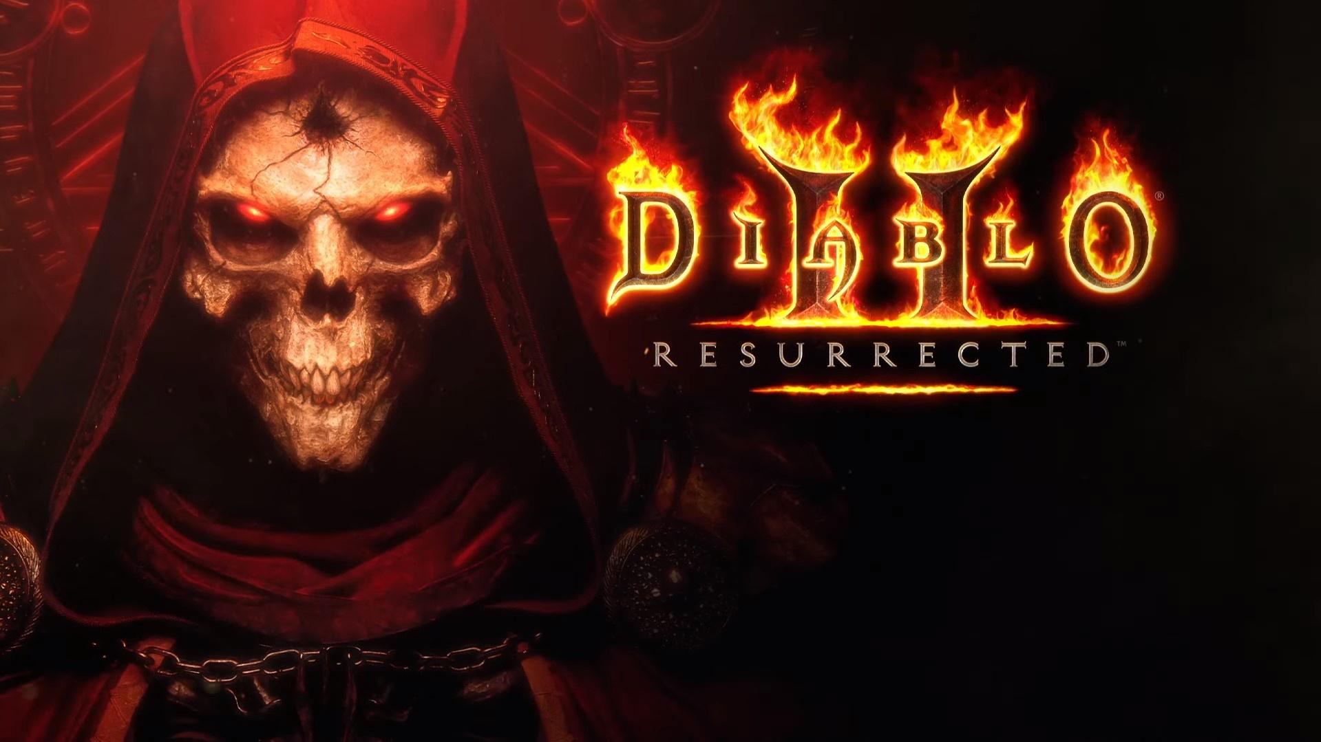 Ремейк Diablo II, разбойник в Diablo IV — что показали на открытии BlizzConline