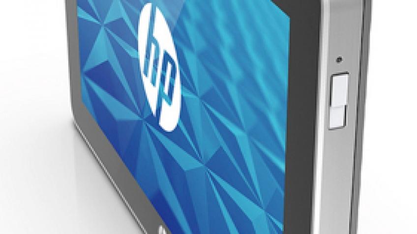 CES 2010: Microsoft показала HP Slate – ранняя атака на Apple