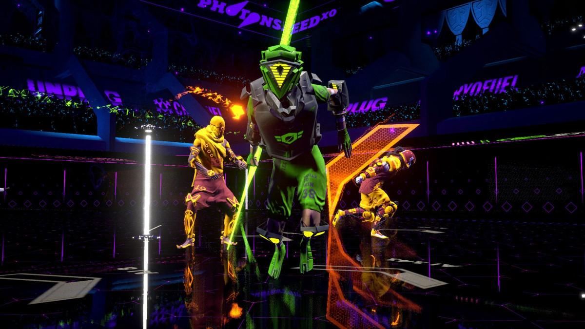 Laser League в честь релиза стала временно бесплатной