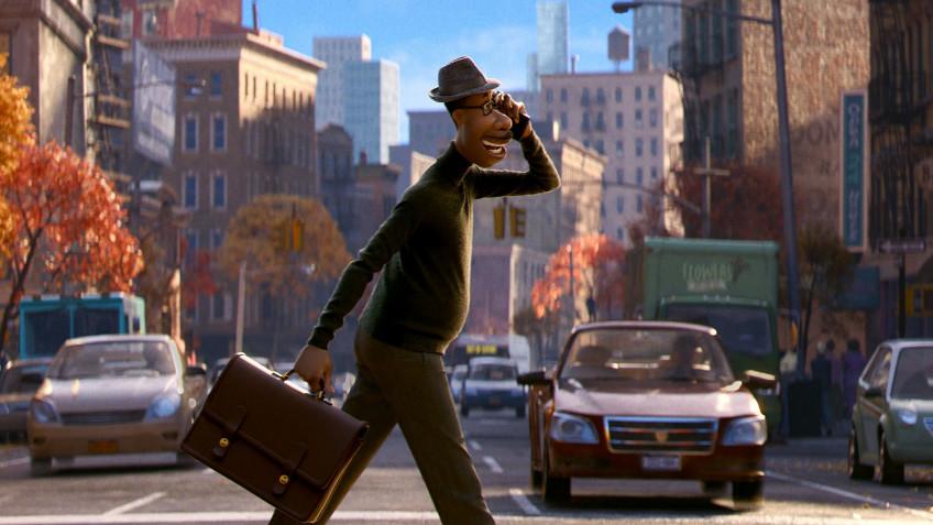Мультфильм «Душа» выйдет25 декабря на Disney+