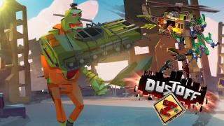 Вертолёты против зомби: Dustoff Z выходит15 октября