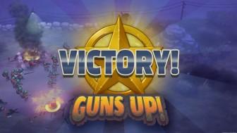 На PS4 вышла военная стратегия GUNS UP!