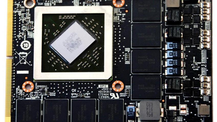 Мобильная видеокарта AMD Radeon HD 6970M в тестах