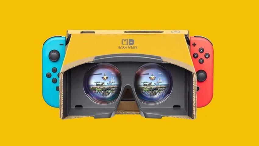 Для Super Smash Bros. Ultimate на Nintendo Switch появился VR-режим