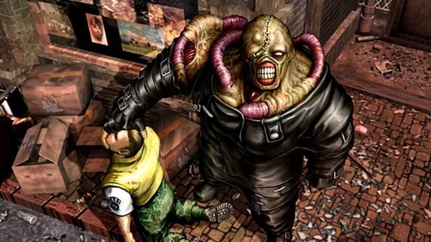 Искусственный интеллект улучшил текстуры Resident Evil3