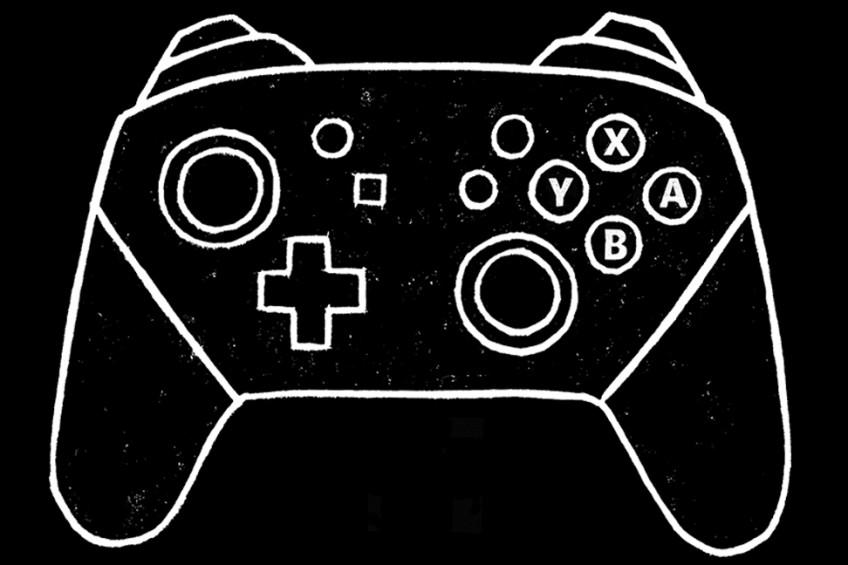 В файлах Red Dead Redemption2 нашли изображение геймпада для Nintendo Switch