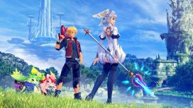 Ремейк Xenoblade Chronicles дебютировал на второй строчке чарта розницы Японии