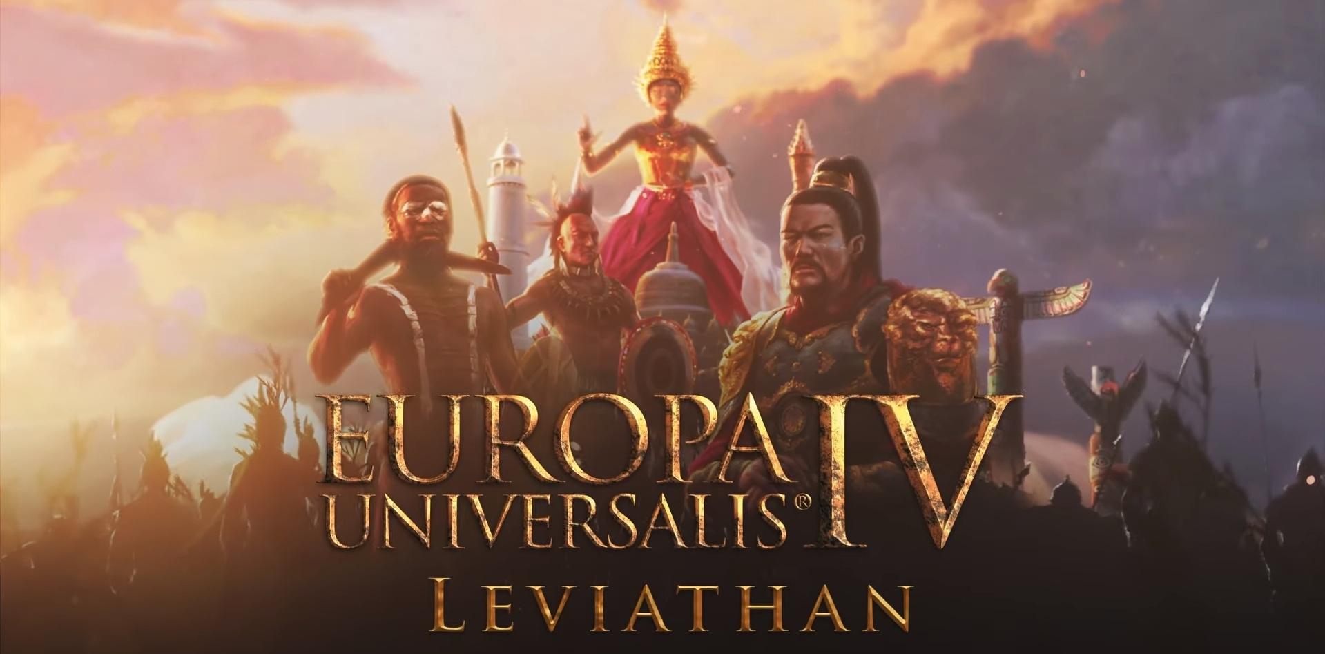 Для Europa Universalis IV анонсировали дополнение Leviathan