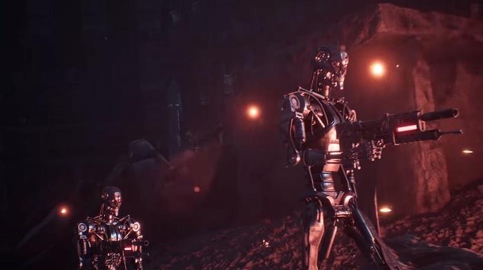 Стелс, смерть и роботы:27 минут геймплея Terminator: Resistance