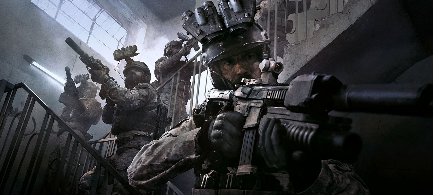 В России открытая бета Call of Duty: Modern Warfare на PS4 начнётся уже сегодня