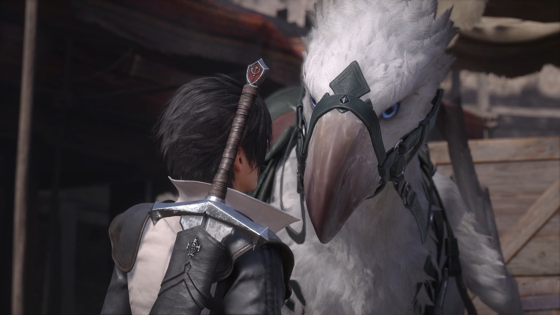Базовое производство Final Fantasy XVI уже закончено
