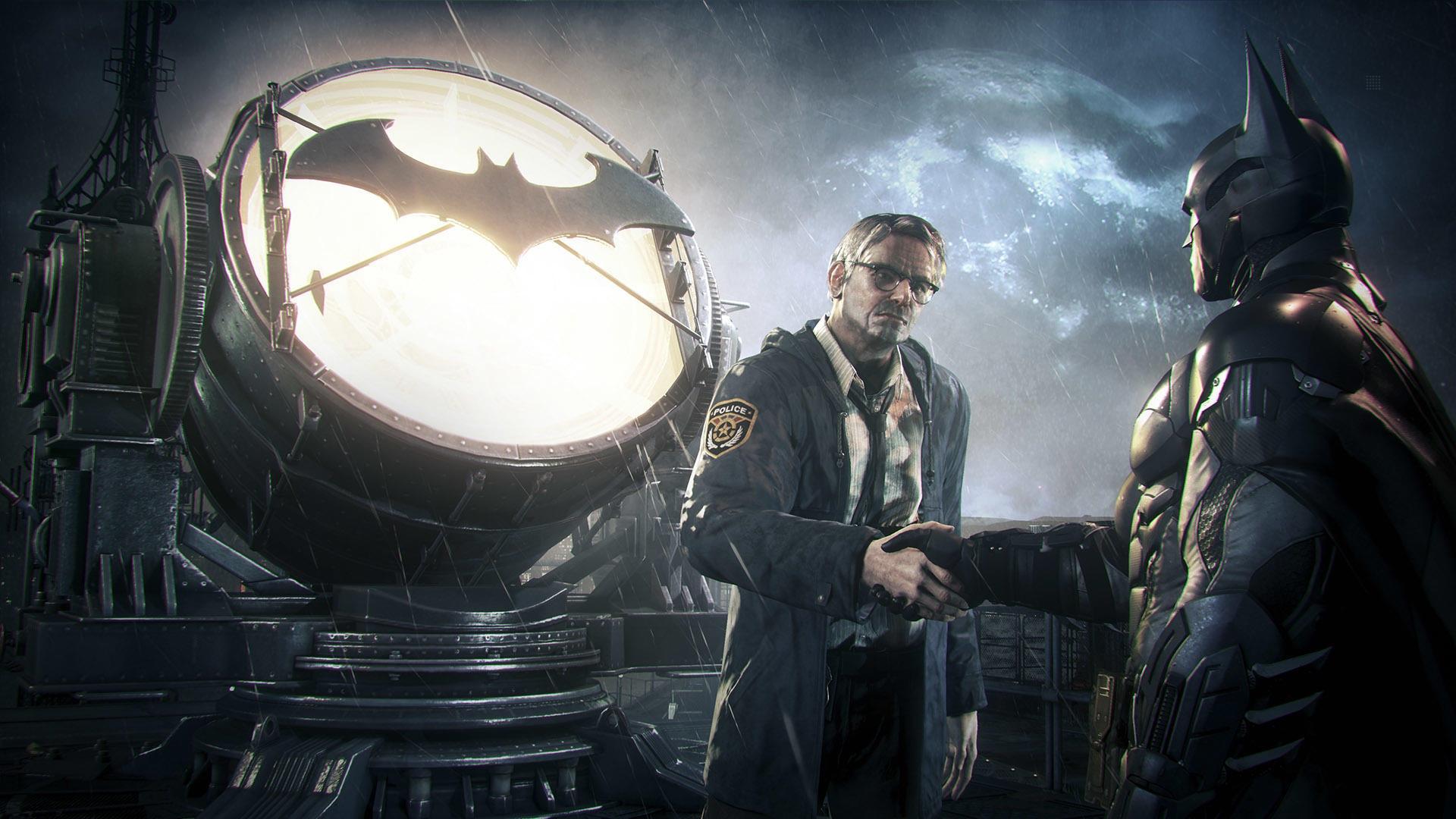 СМИ: в новом «Бэтмене» будет система Немезис из Middle-earth: Shadow of War