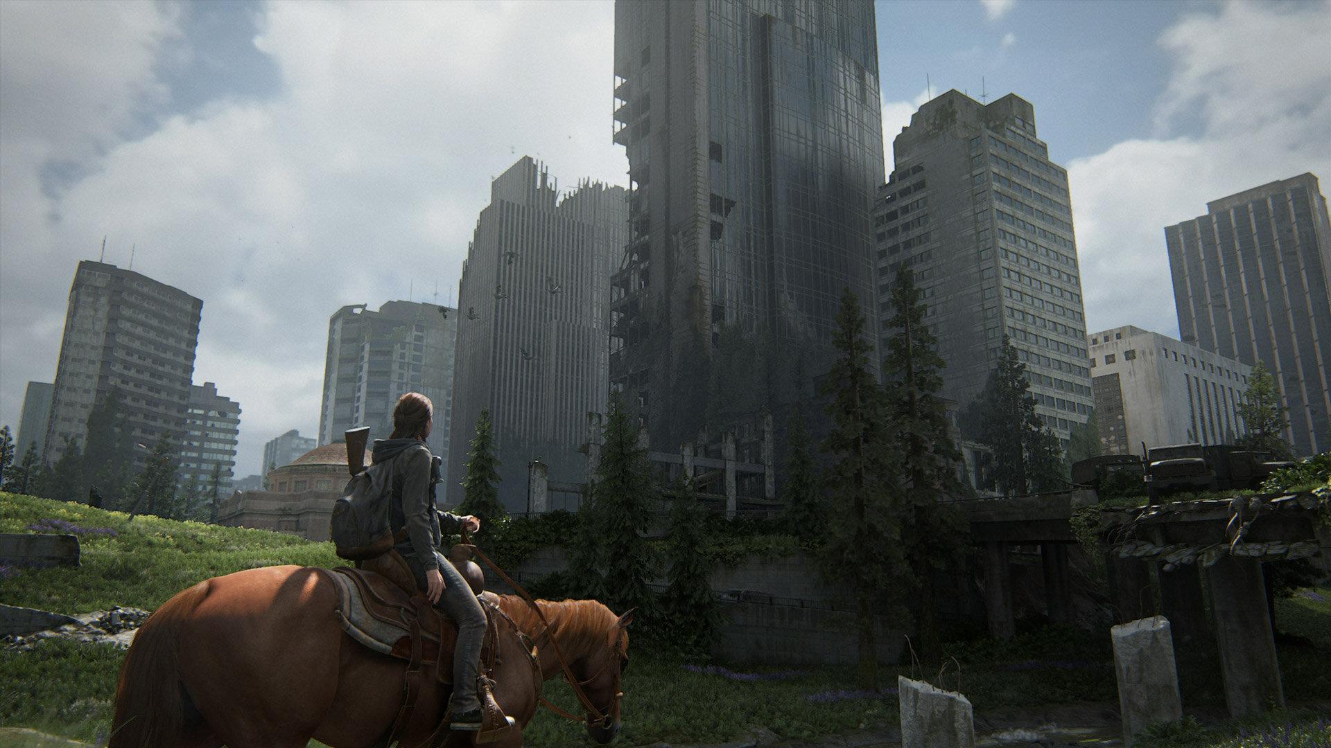 В новом дневнике рассказали о мире игры «Одни из нас: Часть II»