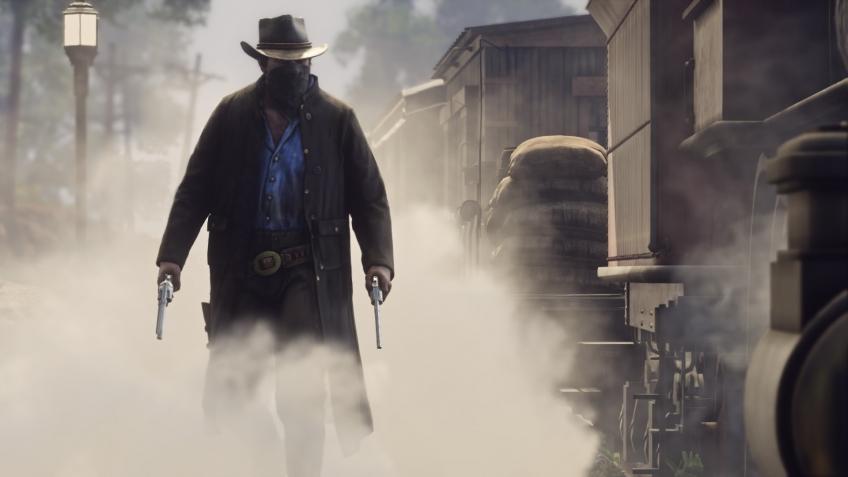 Rockstar перенесла выход Red Dead Redemption2 и показала первые скриншоты